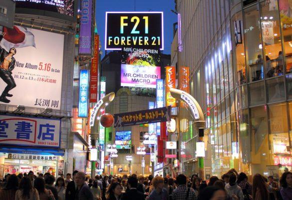 渋谷のナンパスポット