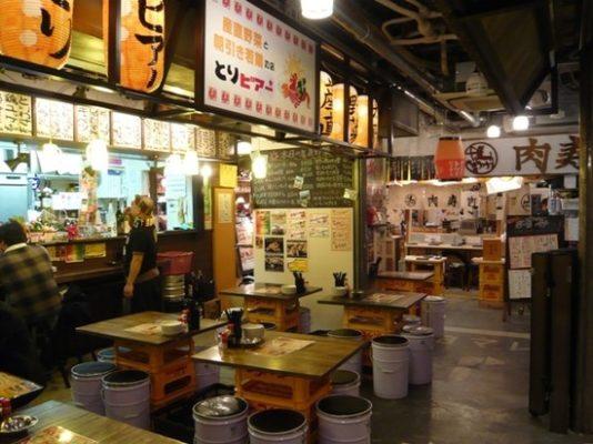 渋谷肉横丁