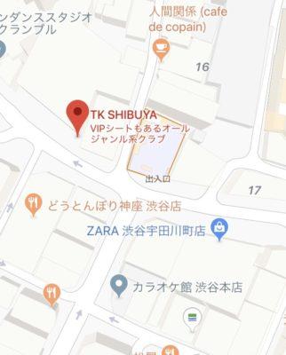 TKの場所