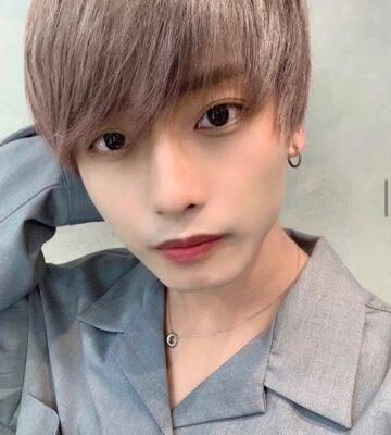 カラー染めの髪型
